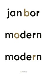 Modern modern - Jan  Bor - ISBN: 9789044638448