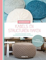 Workshop kabels en structuren haken - Leonie  Schellingerhout - ISBN: 9789043921497