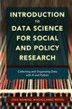 Introduction To Data Science For Social And Policy Research - Magallanes Reyes, Jose Manuel - ISBN: 9781107540255