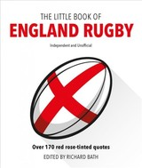 Little Book Of  England Rugby - Bath, Richard - ISBN: 9781787392373