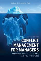 Conflict Management For Managers - Raines, Susan S. - ISBN: 9781538119921