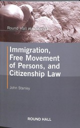 Immigration Free Movement Of Persons & C - John Stanley - ISBN: 9780414071452