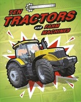 Cool Machines: Ten Tractors And Farm Machines - Percy, J.p. - ISBN: 9781445155159