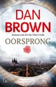 Oorsprong - Dan Brown - ISBN: 9789021023878