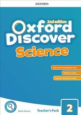 Oxford Discover Science: Level 2: Teacher's Pack - ISBN: 9780194056755