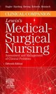 Clinical Companion to Lewis's Medical-Surgical Nursing - Reinisch, Courtney; Roberts, Dottie; Kwong, Jeffrey; Harding, Mariann M.; H... - ISBN: 9780323551557