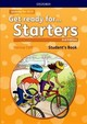 Get Ready For... Starters: Student's Book With Downloadable Audio - Cliff, Petrina; Grainger, Kirstie - ISBN: 9780194029452