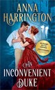 Inconvenient Duke - Harrington, Anna - ISBN: 9781728200088