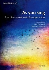 As You Sing - ISBN: 9780193524217
