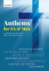 Anthems For Sa And Men - Oxford - ISBN: 9780193524170