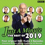 Just A Minute: Best Of 2019 - Bbc Radio Comedy - ISBN: 9781787534575