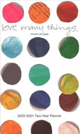 Love Many Things 2020 Two Year Pocket Planner - Graphique De France - ISBN: 9781477071038