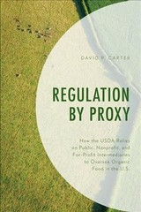 Regulation By Proxy - Carter, David P. - ISBN: 9781498574198