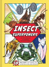 Insect Superpowers - Messner, Kate - ISBN: 9781452139104