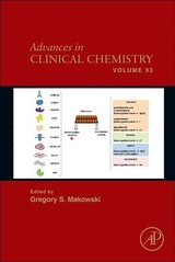 Advances in Clinical Chemistry, Advances in Clinical Chemistry - ISBN: 9780128207994