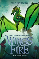 Poison Jungle (wings Of Fire, Book 13) - Sutherland, Tui T. - ISBN: 9781338214512