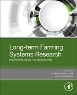 Long-Term Farming Systems Research - ISBN: 9780128181867