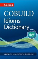 Cobuild Idioms Dictionary - ISBN: 9780008375454