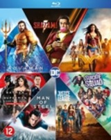 DC comics movie collection (7 films) - ISBN: 5051888248607