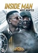 Inside man 2 - Most wanted - ISBN: 5053083194345