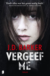Vergeef me - J.D.  Barker - ISBN: 9789402314717
