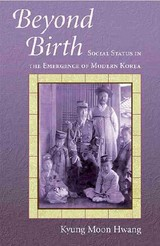 Beyond Birth - Hwang, Kyung Moon - ISBN: 9780674016569