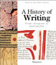 History Of Writing - Christin, Anne-Marie (EDT) - ISBN: 9782080108876
