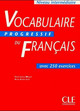 Vocabulaiare Du Francais - Miquel, Claire - ISBN: 9782090338720