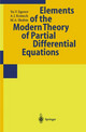 Elements Of The Modern Theory Of Partial Differential Equations - Egorov, Yu V./ Komech, A. I./ Shubin, M. A. - ISBN: 9783540653776