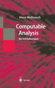 Computable Analysis - Weihrauch, Klaus - ISBN: 9783540668176