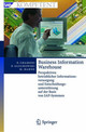 Business Information Warehouse - Hahne, Michael; Gluchowski, Peter; Chamoni, Peter - ISBN: 9783540675280