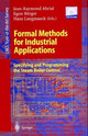 Formal Methods For Industrial Applications - ISBN: 9783540619291