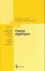 Champs Algebriques - Moret-bailly, L. (universite De Rennes, France); Laumon, G. (universite De Paris-sud, Orsay, France) - ISBN: 9783540657613