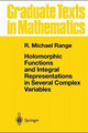 Holomorphic Functions And Integral Representations In Several Complex Variables - Range, R. Michael - ISBN: 9780387962597