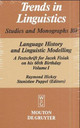 Language History And Linguistic Modelling - ISBN: 9783110145045