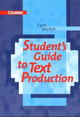 Student's Guide to Text Production - Werlich, Egon - ISBN: 9783464020296