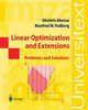 Linear Optimization And Extensions - Padberg, Manfred W.; Alevras, Dimitris - ISBN: 9783540417446