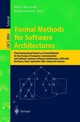 Formal Methods for Software Architectures - ISBN: 9783540200833
