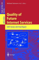 Quality Of Future Internet Services - Smirnov, Mikhail I./ European Cooperation in the Field of Scientific and Te... - ISBN: 9783540201939