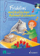 Fridolins musikalischer Adventskalender, m. Audio-CD - Bucher, Peter - ISBN: 9783795704797
