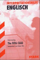 Doris Lessing 'The Fifth Child' - Lessing, Doris - ISBN: 9783894495947