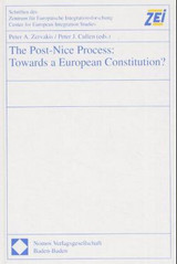 The Post-Nice Process: Towards a European Constitution? - ISBN: 9783789081941