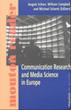 Communication Research And Media Science In Europe - Schorr, Angela (EDT)/ Campbell, William (EDT)/ Schenk, Michael (EDT) - ISBN: 9783110172164