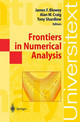 Frontiers In Numerical Analysis - ISBN: 9783540443193
