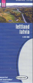 World Mapping Project Lettland. Latvia. Lettonie. Letonia - ISBN: 9783831771127