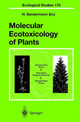 Molecular Ecotoxicology Of Plants - Sandermann, Heinrich - ISBN: 9783540009528