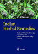 Indian Herbal Remedies - Khare, C. P. (EDT) - ISBN: 9783540010265