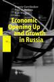 Economic Opening Up And Growth In Russia - Gavrilenkov, Evgeny (EDT)/ Welfens, Paul J. J. (EDT)/ Wiegert, Ralf (EDT) - ISBN: 9783540204596
