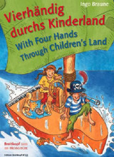 With Four Hands Through Childrens Land P - Braune, Ingo - ISBN: 9790004181683