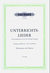Album Of 60 Lieder From Bach To Reger - Various - ISBN: 9790014026998